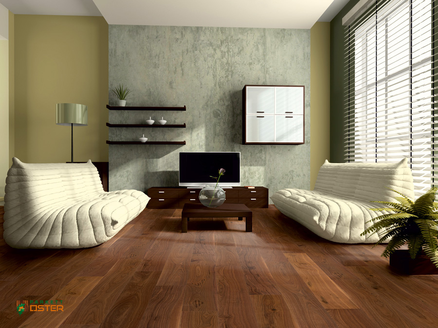 landhausdielen wallnuss royal oxidativ ge lt parkett. Black Bedroom Furniture Sets. Home Design Ideas