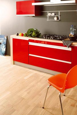 3 schicht fertigparkett eiche schiffsboden family wei. Black Bedroom Furniture Sets. Home Design Ideas
